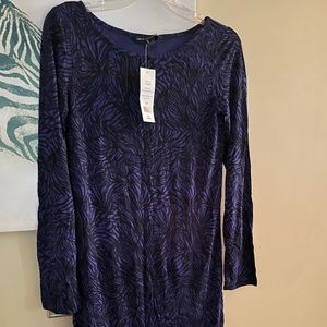 French Connection Timber Jersey Tunic Top